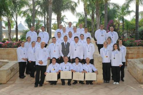 Led by the Executive Chef Mr. Antonis Nikolaou,