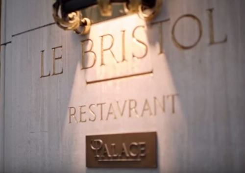 Le Bristol Paris' Head Chef