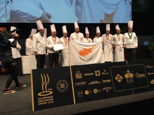 International Success for Cyprus and Intercollege