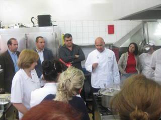 "Cyprus Tourist Organization and ""Cyprus cuisine seminar"""