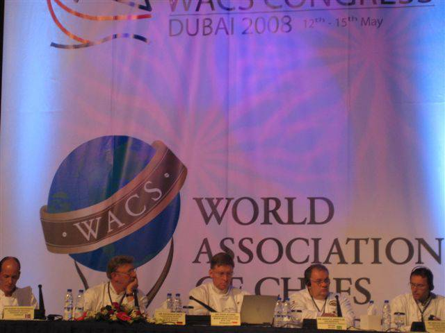 33rd WACS Congress held in Dubai