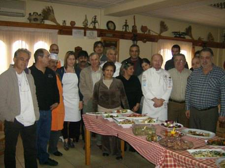 TRADITIONAL CYPRUS CUISINE SEMINAR FROM C.T.O AND C.C.A