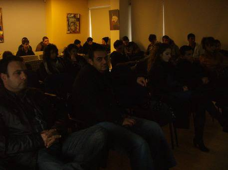 EDUCATIONAL TRIP AT NICOSIA'S C.T.O FROM THE TECHNICAL HOTEL SCHOOL OF PARALIMNI