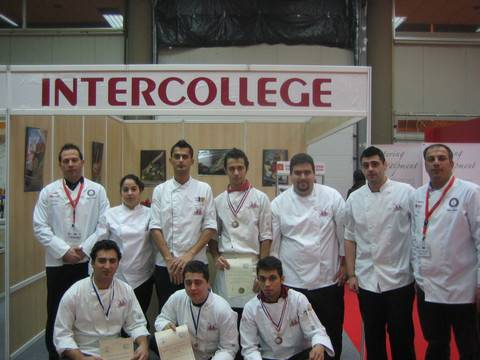Gastronomia 2010 Student Competitions