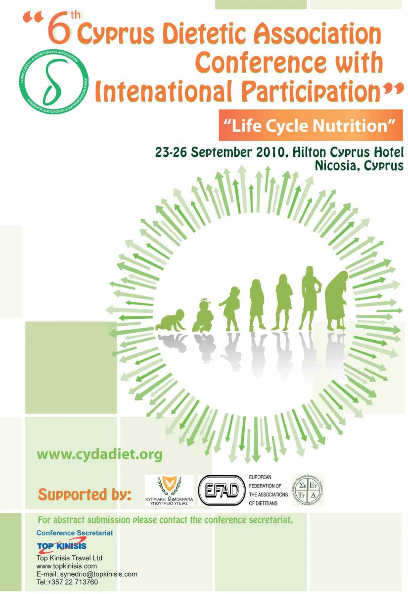 Life Cycle Nutrition Seminar