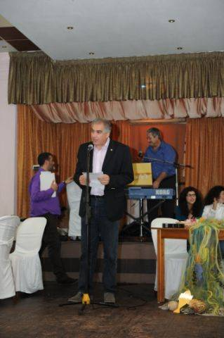 Famagusta's CCA Charity Dinner Event