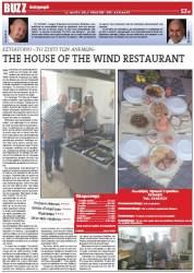 The House Of The Wind Restaurant