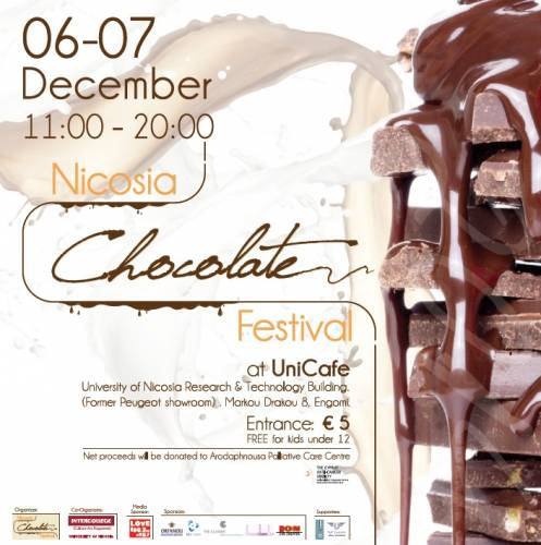 Chocolate Festival 2014 At UniCafe