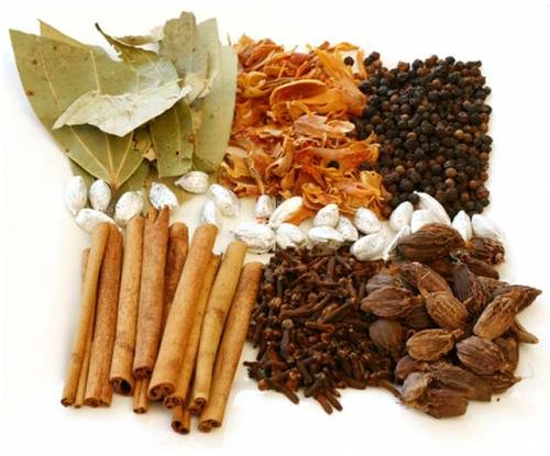 Retaining spices best flavors